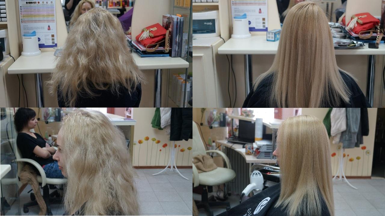 Как восстановить волос после химической завивки в домашних условиях 653